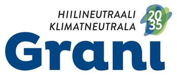 Hiilineutraali Grani-logo