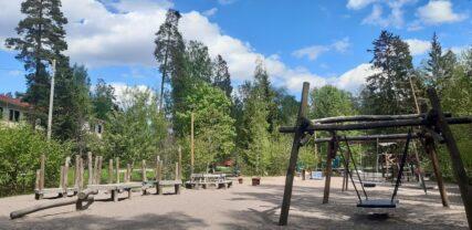 Gallträskin leikkipuisto