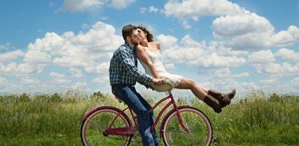 pari pyörällä